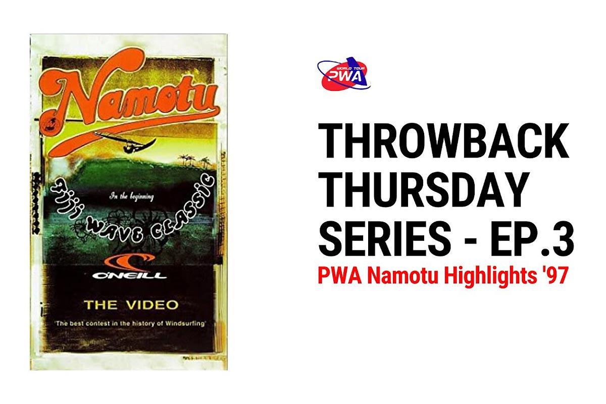 PWA Namotu Wave Classic 1997