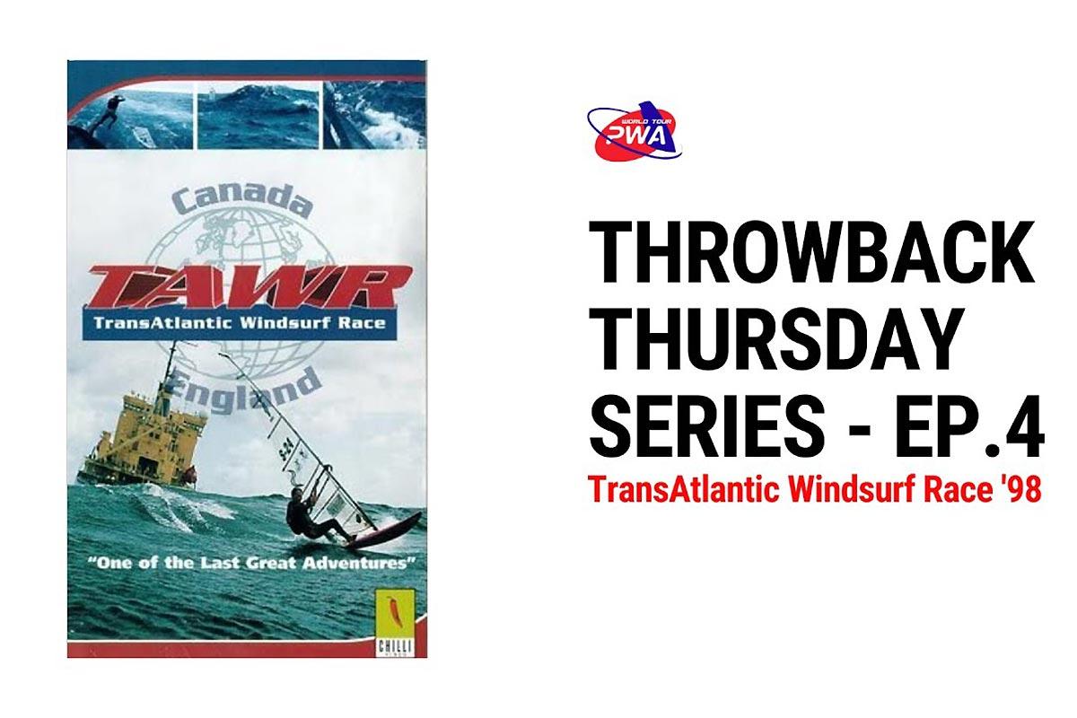 Trans-Atlantic Windsurf Race 1998
