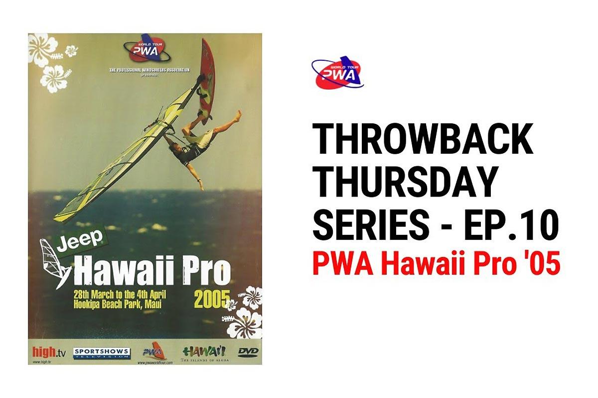 PWA Jeep Hawaii Pro 2005