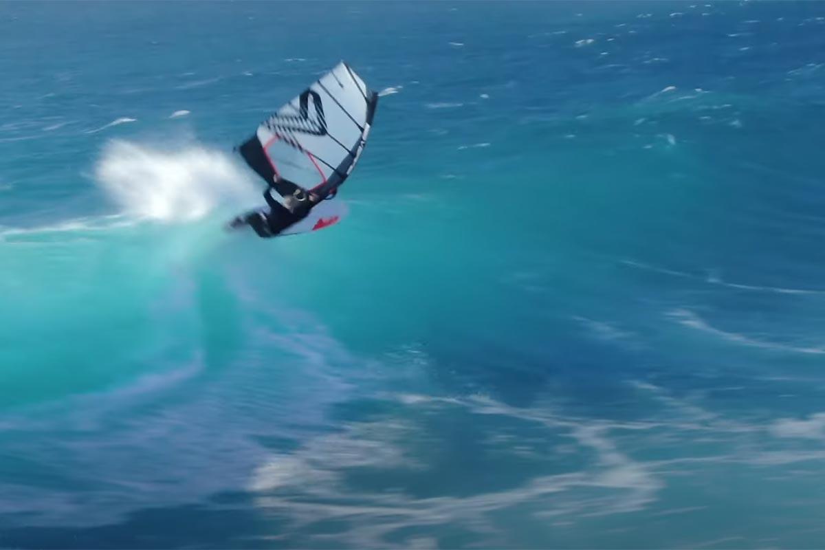 Windsurfing Eneabba