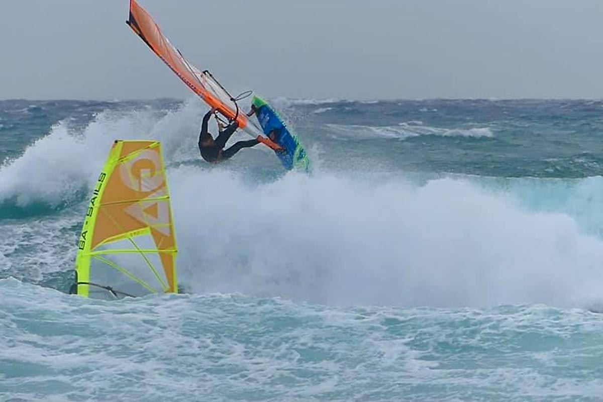 Pédago - Le surf frontside