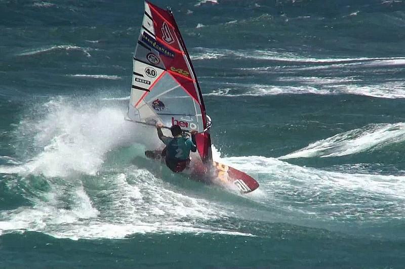 PWA Gran Canaria : La finale hommes en images