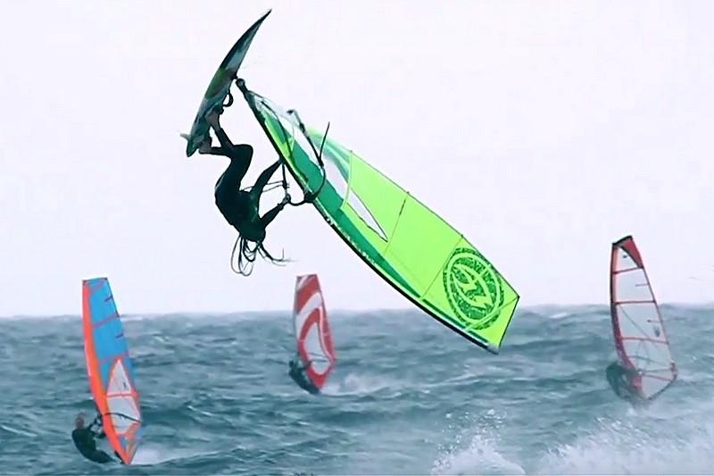 Rip Curl Windsurfing Pro Tour - Carro