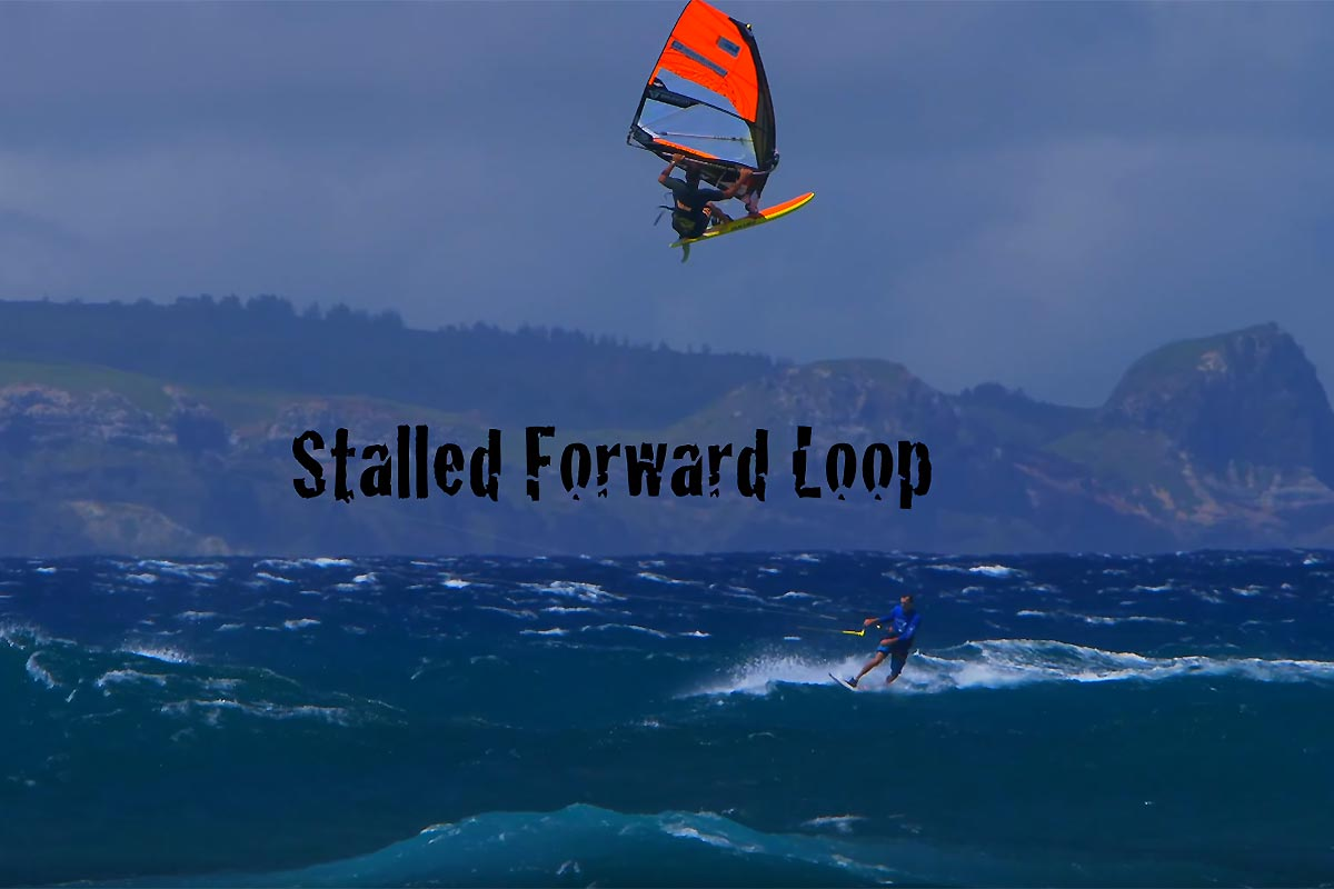 Le stalled forward loop avec Ricardo Campello