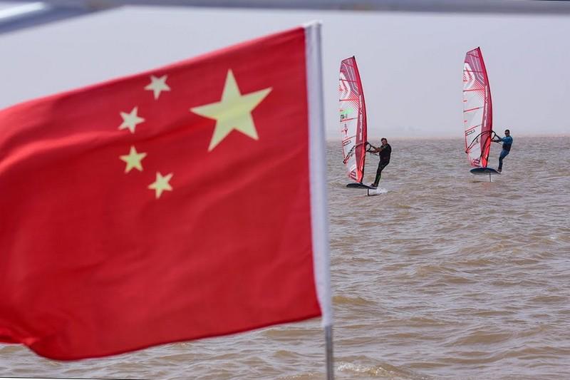 Du foil… en Chine !