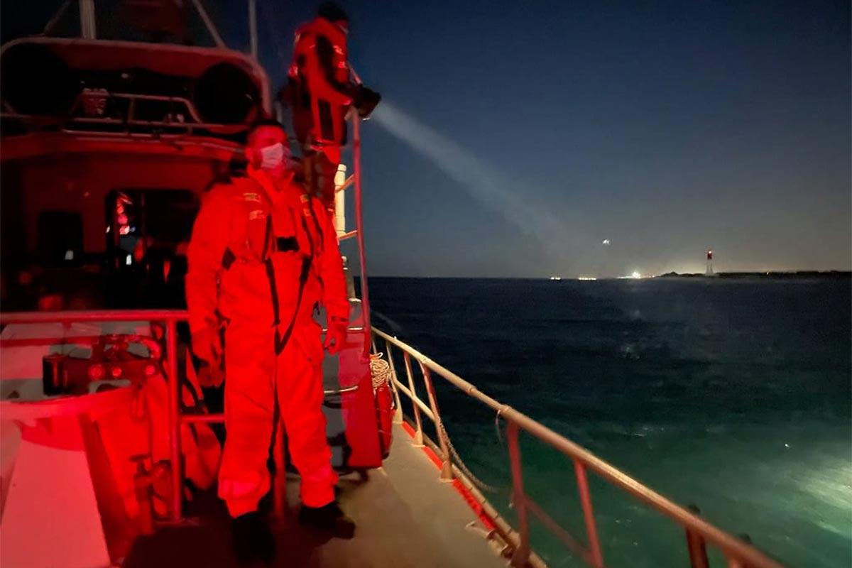 Une nuit en mer, le retour d'expérience