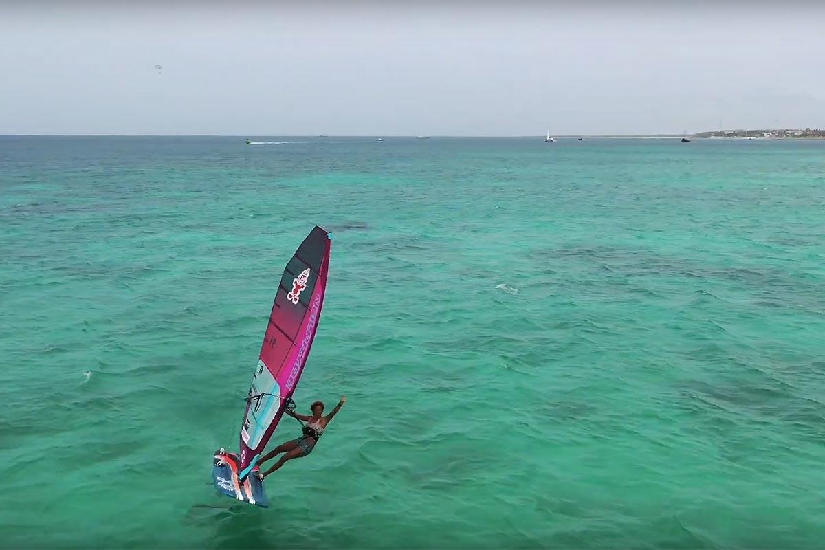 Une journée à Aruba avec Sarah-Quita Offringa et Oda Johanne