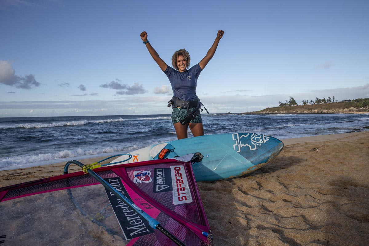 Sarah-Quita Wave World Champion 2019