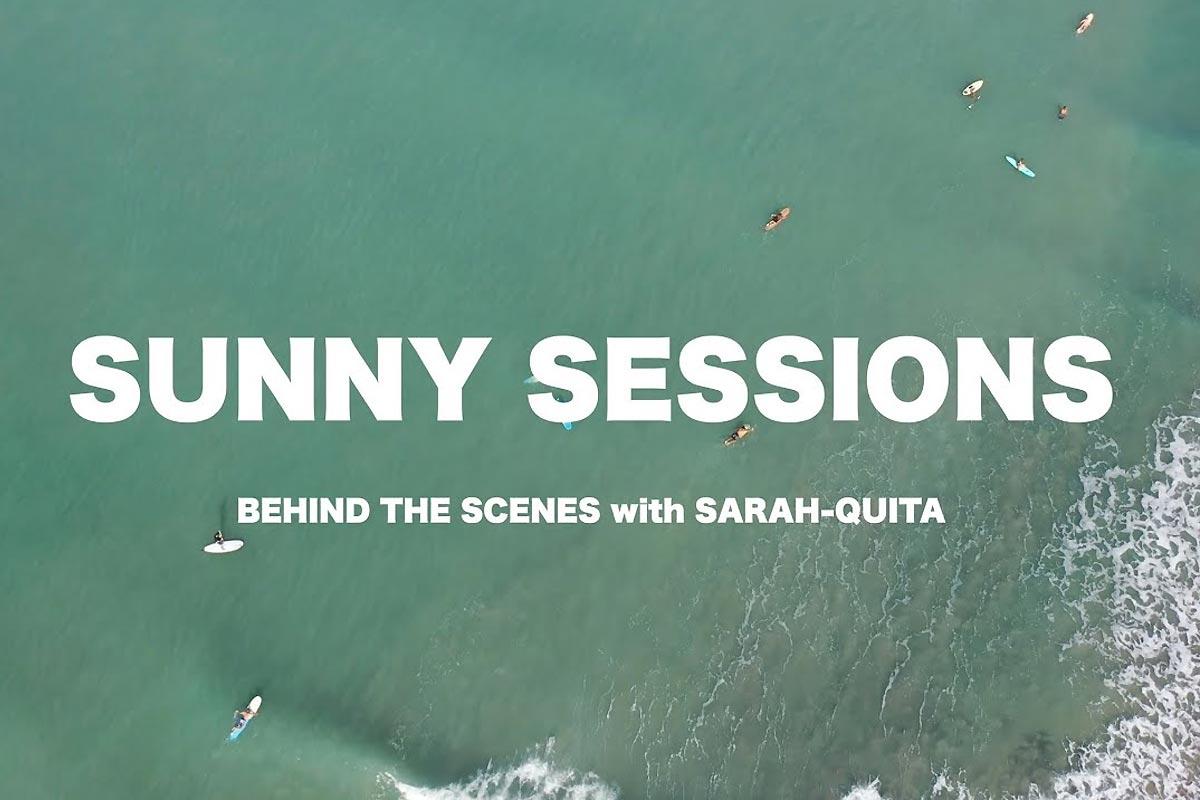 Sunny Sessions avec Sarah-Quita Offringa