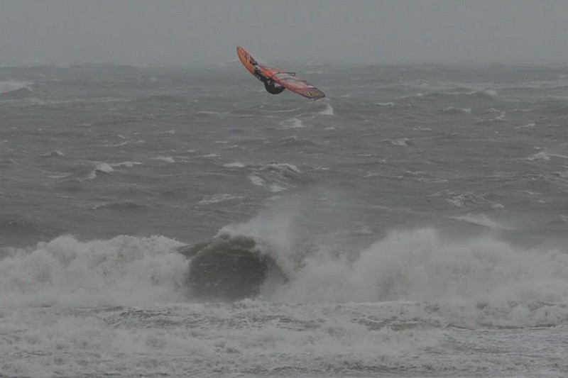 Sea, Storm and Sun