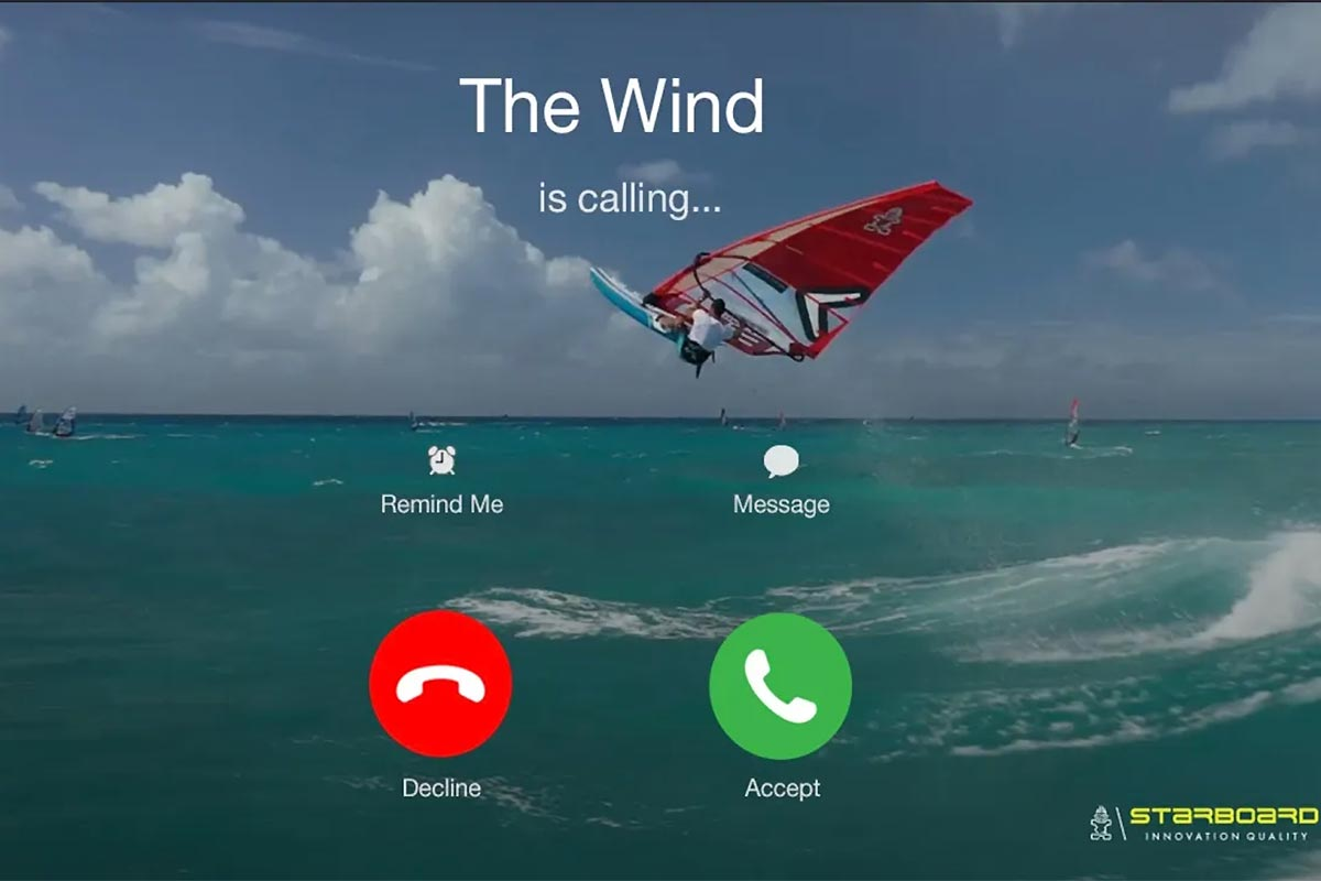 The Wind Is Calling