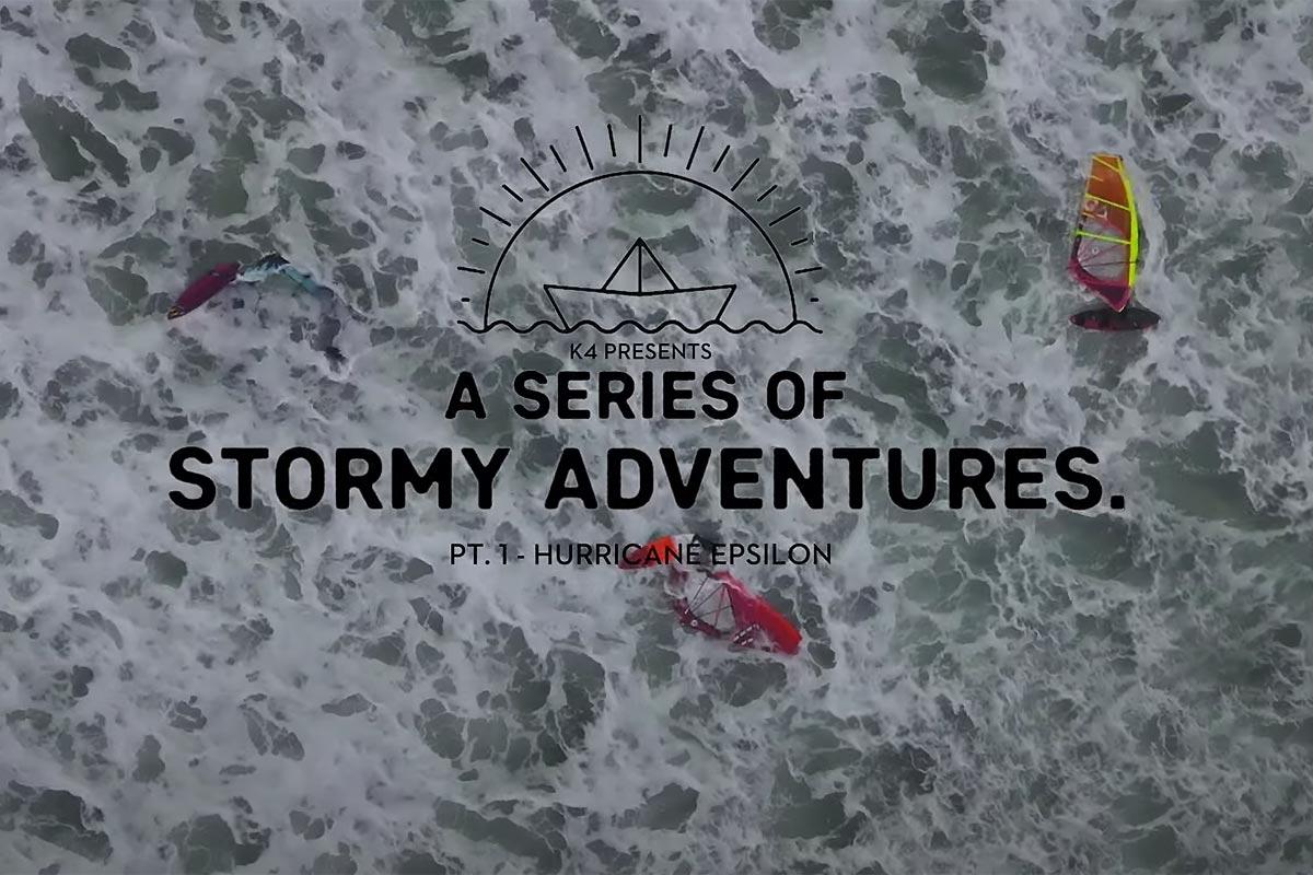 A Series Of Stormy Adventures Pt.1 - Hurricane Epsilon