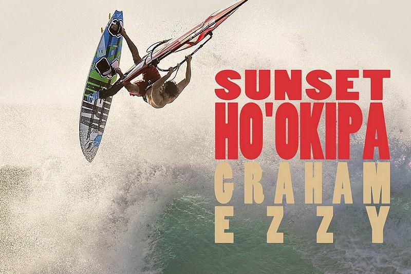 Sunset Ho'okipa - Graham Ezzy