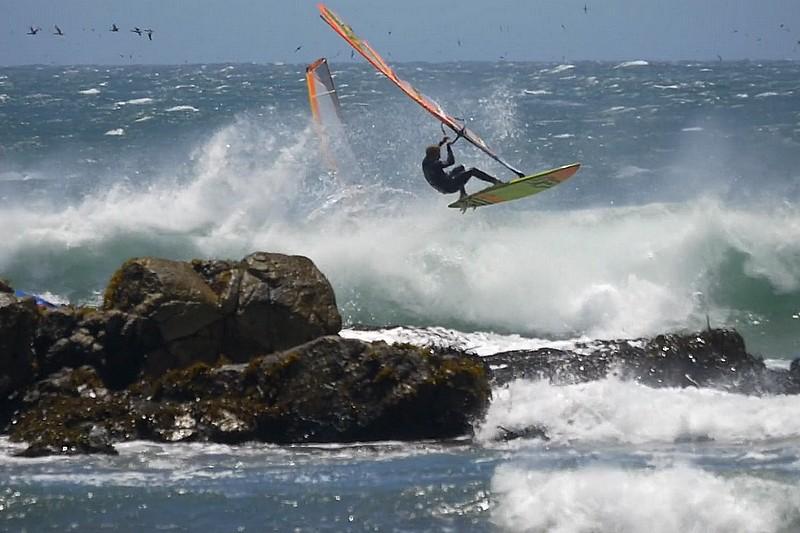 Robby Swift et Marcilio Browne au Chili