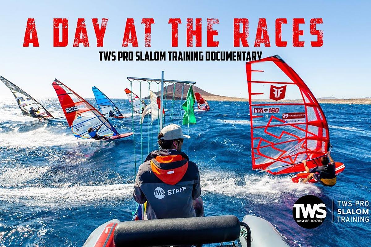 Dans les coulisses du TWS Pro Slalom Training