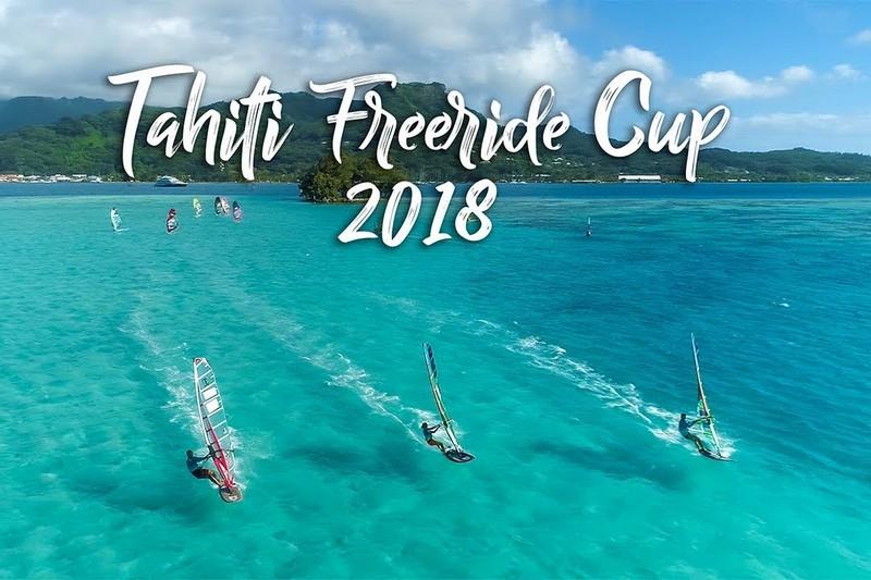 Tahiti Freeride Cup 2018