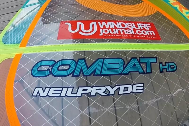 Revue de détails - NeilPryde Combat HD 4.7 2016