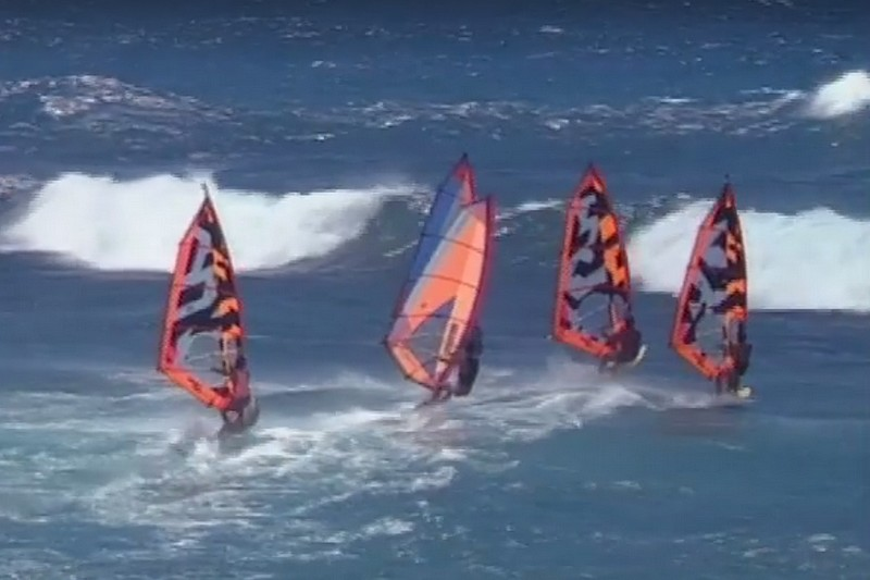Boardsailing Year 3 - The Finale