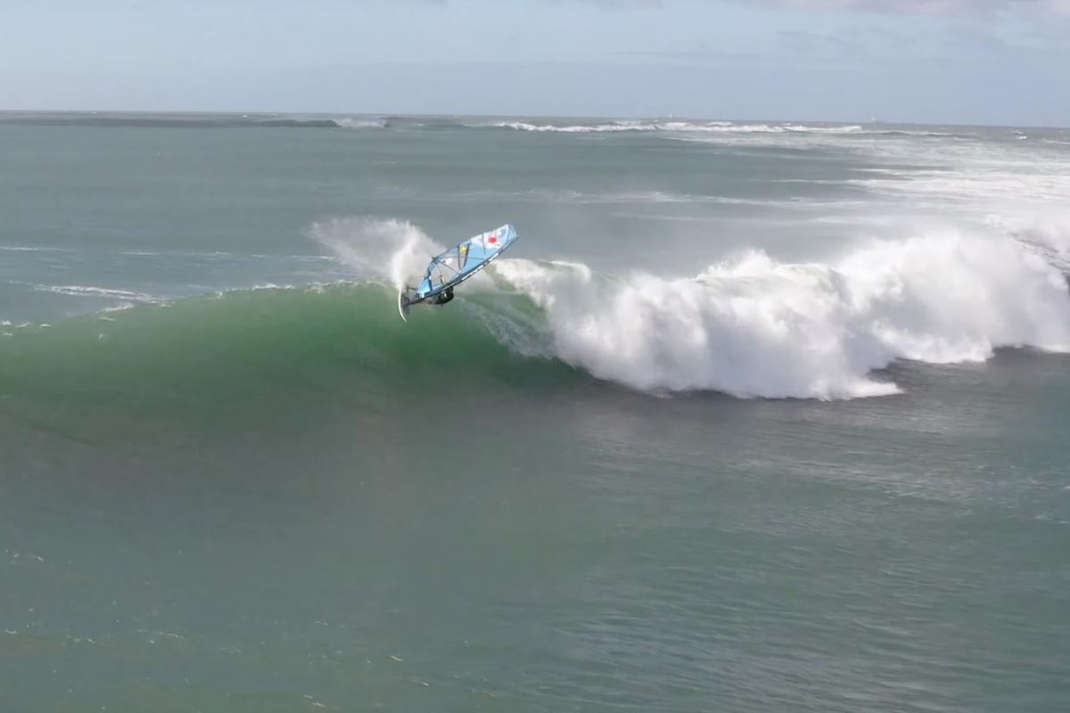The Windsurf Project - Project 2: Portugal