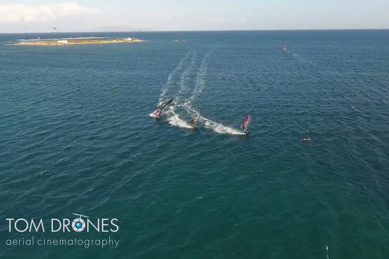 Un drone à Artemida