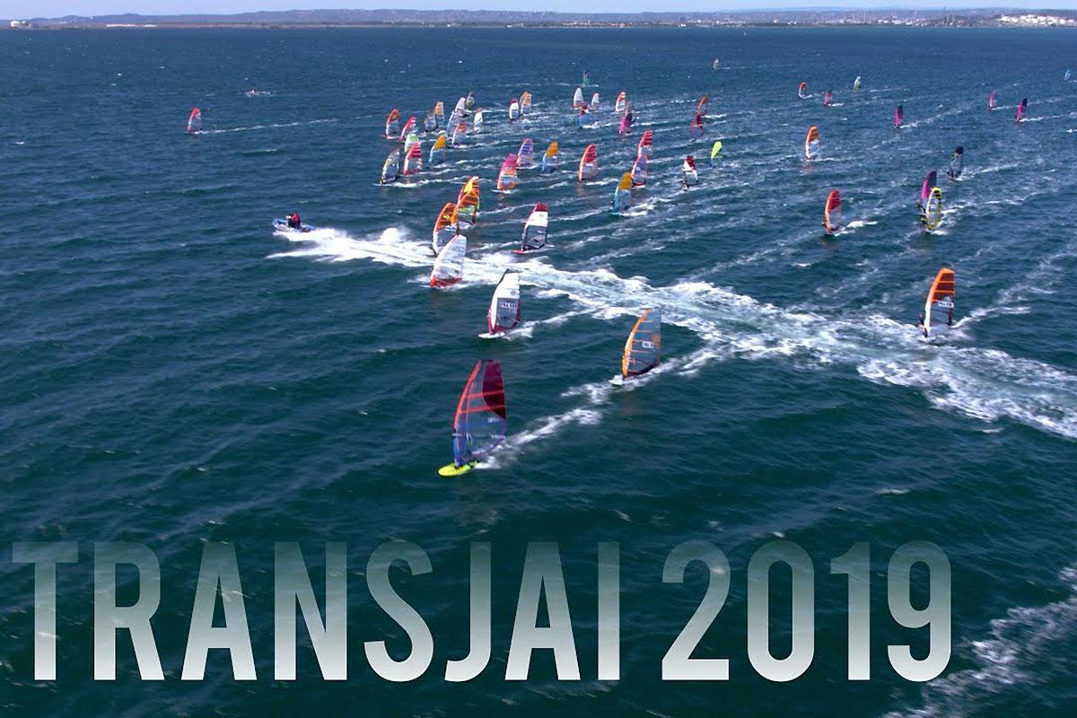 La Transjai 2019 vue du ciel