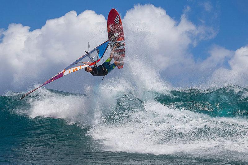 Vidéo Fernandez à Maui