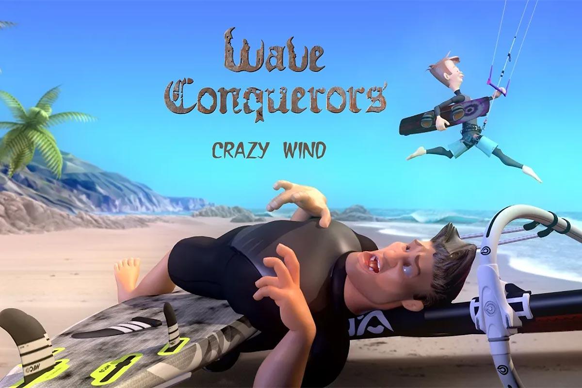Wave Conquerors - Crazy Wind