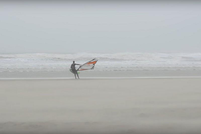 60 à 70 n½uds à Wijk aan Zee