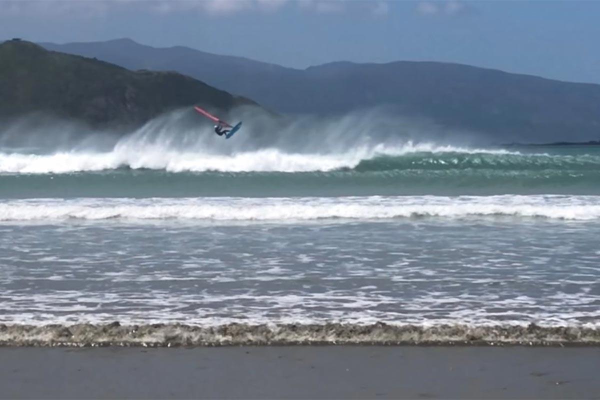 A Decade of Windsurfing