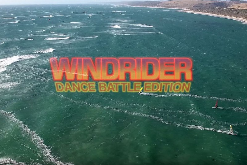 Windrider (Dance Battle Edition)