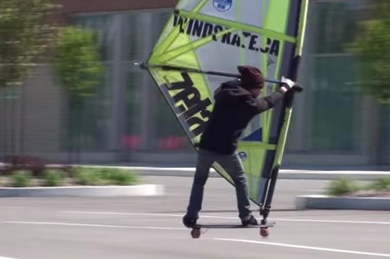 Windskate Target