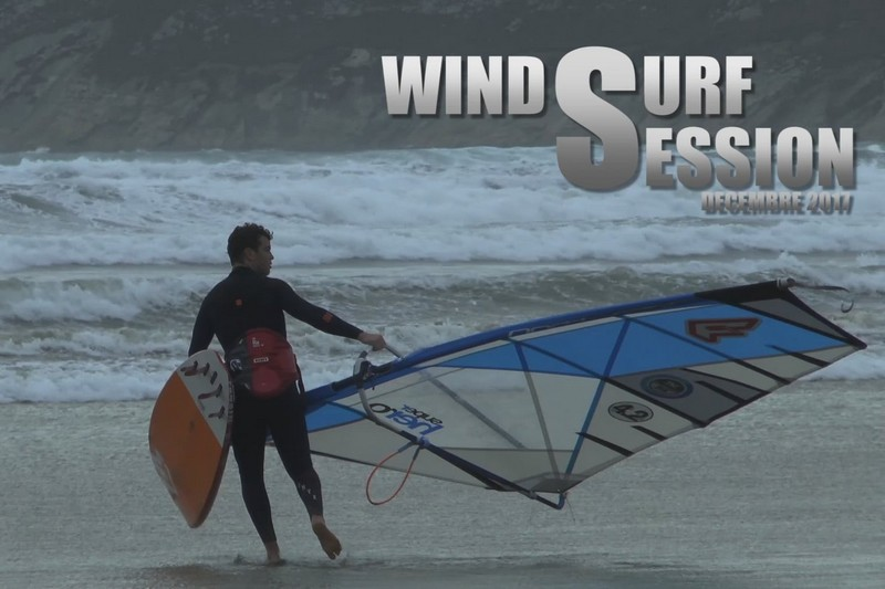 Windsurf sessions décembre 2017