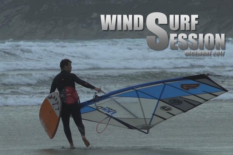 Windsurf sessions décembre 2017