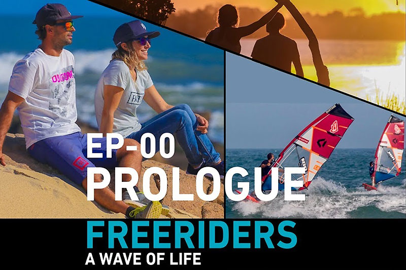 Freeriders - Episode 00 - Prologue