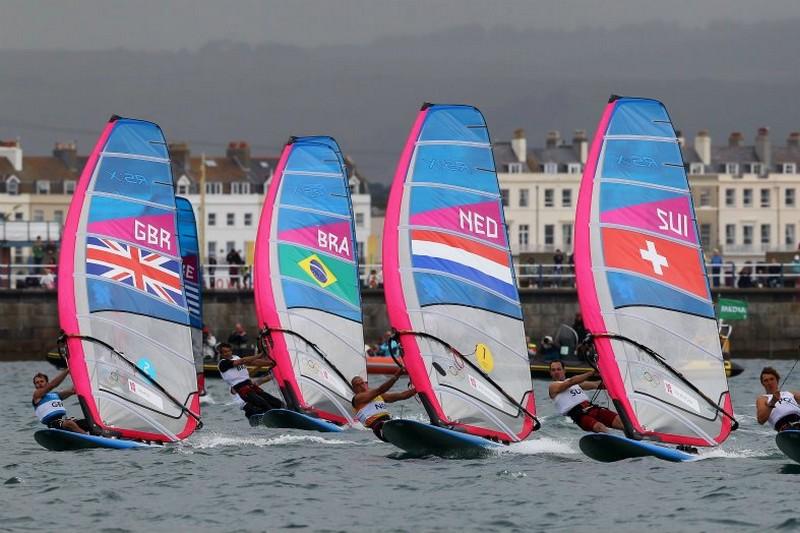 Du windsurf à Tokyo en 2020