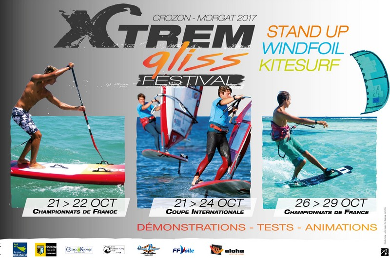 Xtrem Gliss Festival - International Windfoil